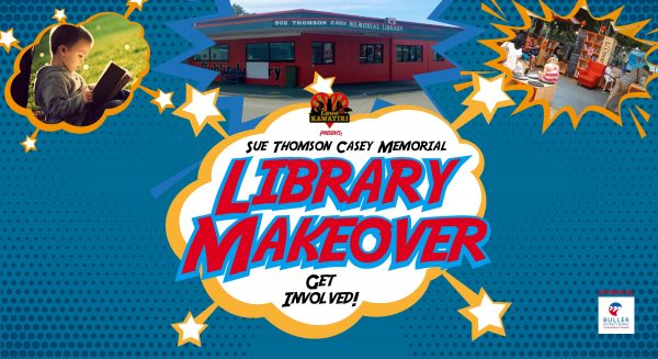 Library Makeover Banner